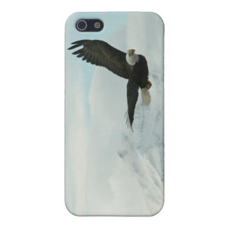 bald eagle & mountain iPhone 5 covers