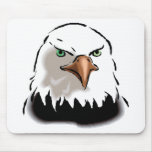 bald eagle mouse pads