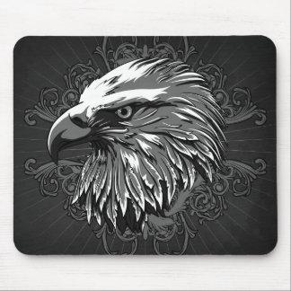Bald Eagle Mousepad Mouse Pads