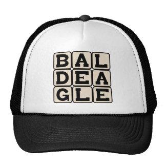 Bald Eagle, National Bird Trucker Hats