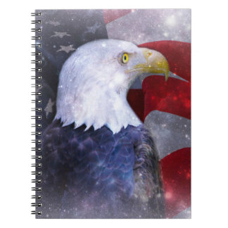 Bald Eagle Notebook