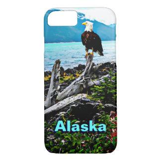 Bald Eagle On Alaska Coast iPhone 7 Case