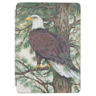 Bald Eagle on Branch iPad Air Cover