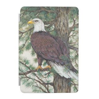 Bald Eagle on Branch iPad Mini Cover