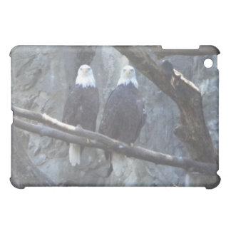 Bald Eagle Pair iPad case