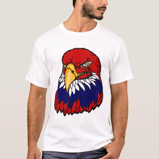 Bald eagle patriotic American T-Shirt