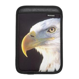 Bald Eagle Portrait, Haliaeetus leucocephalus, iPad Mini Sleeve