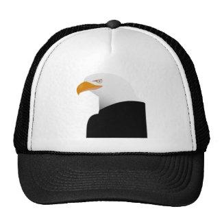 Bald Eagle Profile Cap