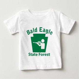 Bald Eagle SF Hunt Baby T-Shirt