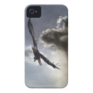 Bald Eagle Skies Clouds Blackberry Case
