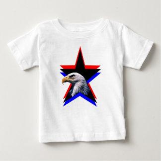Bald eagle & the three star baby T-Shirt