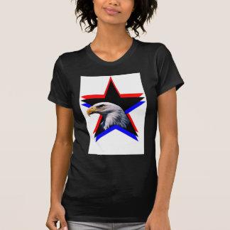 Bald eagle & the three star T-Shirt
