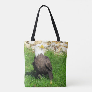 Bald Eagle - Tote Bag
