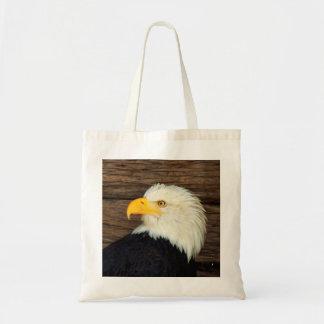 Bald Eagle Tote Budget Tote Bag