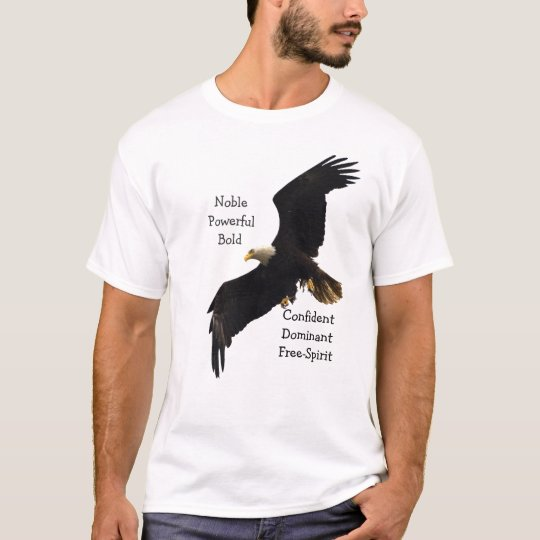 Bald Eagle Wildlife-lover T-Shirt