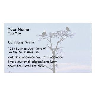 Bald Eagles at Reelfoot National Wildlife Refuge Business Card Templates