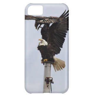Bald Eagles Wildlife Phone Cases Cover For iPhone 5C