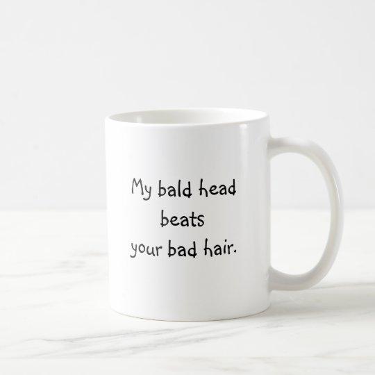 Bald Head Mug