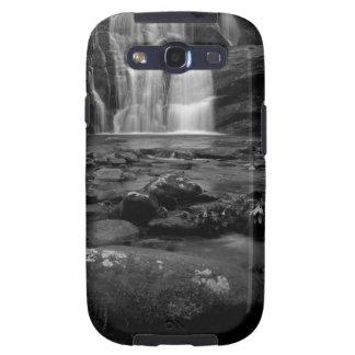 Bald River Falls bw.jpg Samsung Galaxy SIII Cover