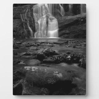 Bald River Falls bw.jpg Plaque