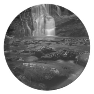 Bald River Falls bw.jpg Plate