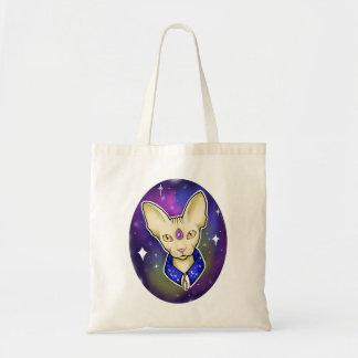 Baldie the Wizard Spynx Budget Tote Bag