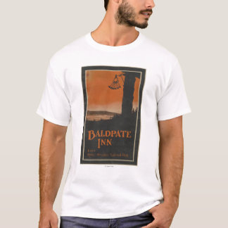 Baldpate Inn Promotional Poster # 2 T-Shirt