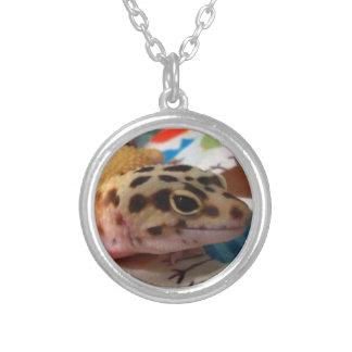 Baldur the Leopard Gecko Pendant