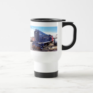 Baldwin B&O Locomotive #412 Travel Mug