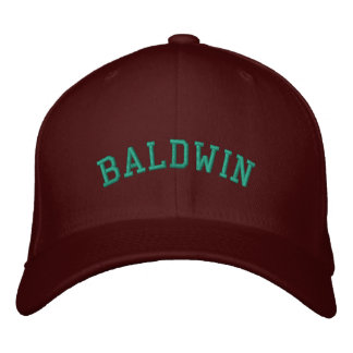 Baldwin Bears Fitted Hat