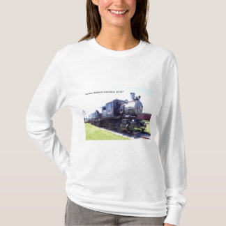 Baldwin Built Reading Railroad Camelback  #1187 T-Shirt