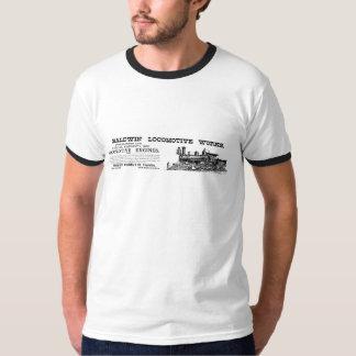 Baldwin Locomotive Company Established 1831 T-Shirt
