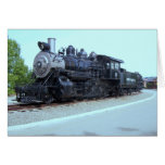Baldwin Locomotive Works # 15 - Rahway Valley RR Note Card