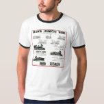 Baldwin Locomotive Works T-Shirt