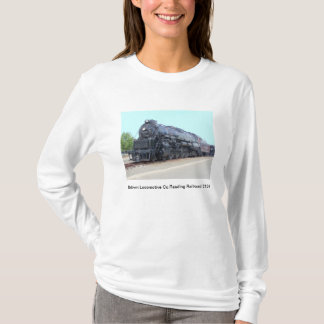 Baldwin- Reading Railroad Locomotive 2124 T- Shirt