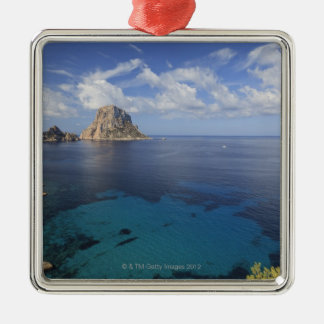 Balearic Islands, Ibiza, Spain Christmas Ornament