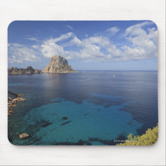 Balearic Islands, Ibiza, Spain Mouse Mat