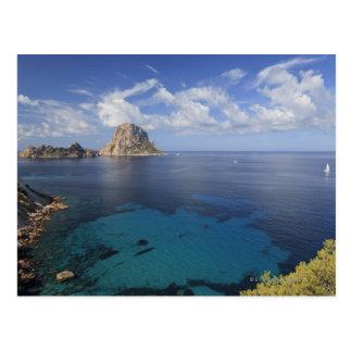 Balearic Islands, Ibiza, Spain Postcard