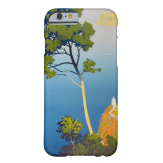 Balearic Islands Vintage French Travel Barely There iPhone 6 Case