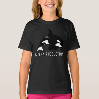 BALENA PRODUCTIONS GIRL'S T-SHIRT