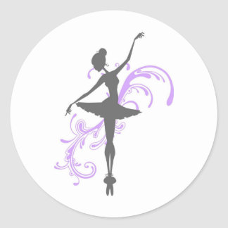 Balerina Stickers