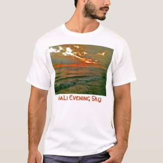 Bali Evening Sky T-Shirt