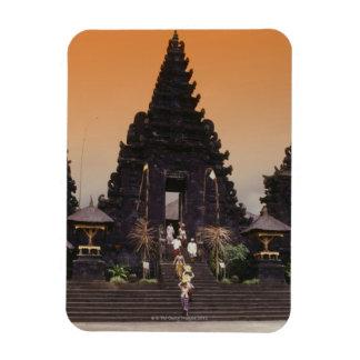 Bali, Indonesia Rectangular Magnets