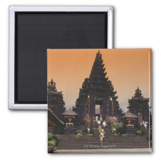 Bali, Indonesia Square Magnet