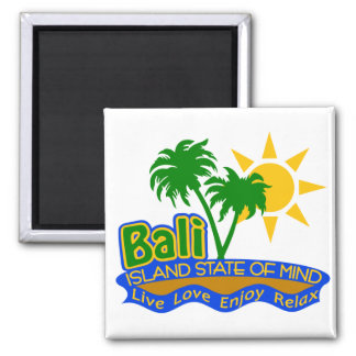 Bali State of Mind magnet