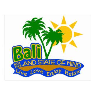 Bali State of Mind postcard