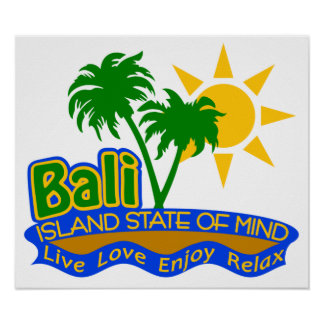 Bali State of Mind poster