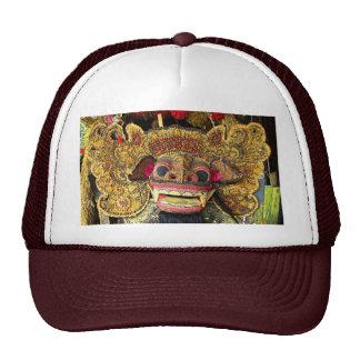 Balinese Barong 2 Cap