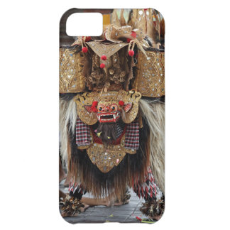 Balinese Barong dance performance iPhone 5C Case
