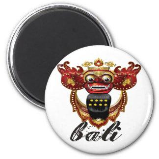 Balinese Barong Indonesia Souvenir Magnet